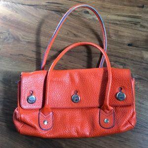 Vintage tanner Krolle satchel